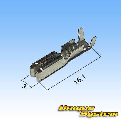 画像3: 住友電装 090型 LPSCT 非防水 メス 3極 メスカプラー・端子セット 黒色