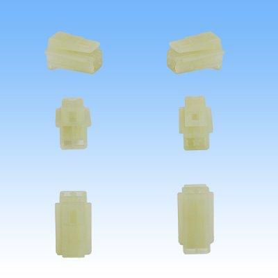 画像2: 住友電装 090型 HM 2極 メスカプラー・端子セット