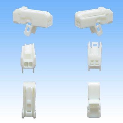画像3: 住友電装 025型 HE 2極 カプラー・端子セット