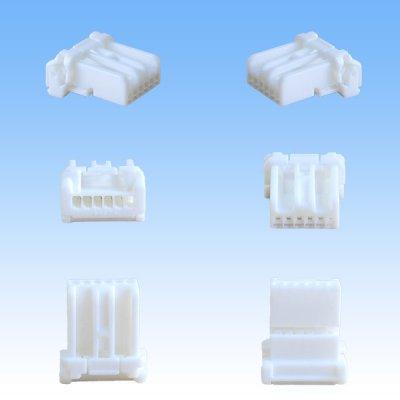 画像2: 住友電装 025型 HE 6極 メスカプラー・端子セット