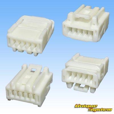 画像2: 住友電装 040型 HE 非防水 5極 メスカプラー・端子セット