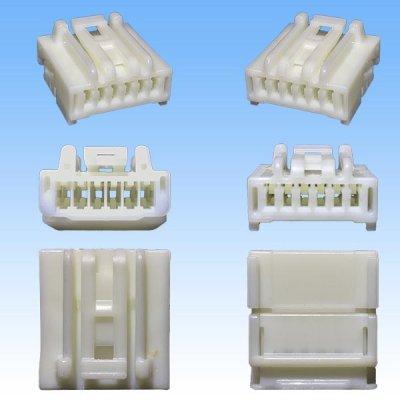 画像3: 住友電装 040型 HE 非防水 6極 メスカプラー・端子セット