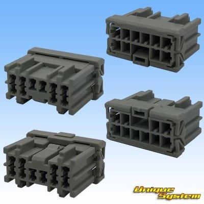 画像2: 住友電装 090型 HD 10極 メスカプラー・端子セット