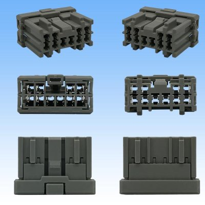 画像3: 住友電装 090型 HD 10極 メスカプラー・端子セット