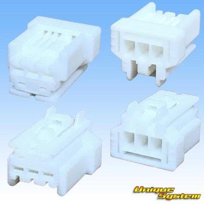 画像2: 住友電装 090型 NS-CS 3極 メスカプラー・端子セット
