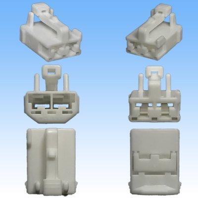 画像3: 住友電装 187型 TS 2極 メスカプラー タイプ1