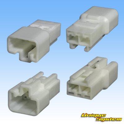 画像2: 住友電装 187型 TS 2極 カプラー・端子セット タイプ1