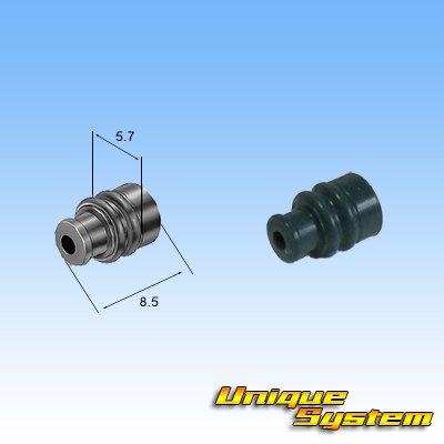 画像4: 住友電装 090型 TS 防水 3極 メスカプラー・端子セット タイプ3
