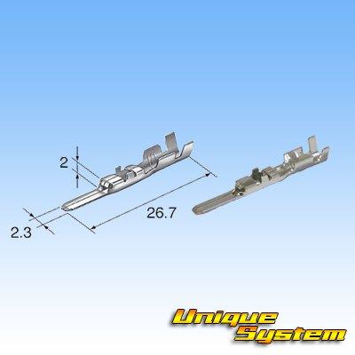 画像4: 矢崎総業 090型I 12極 オスカプラー・端子セット